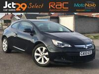 2012 53 VAUXHALL ASTRA 1.6 GTC SPORT 2012 + PLATE COMES WITH CAR + SERVICE HISTO