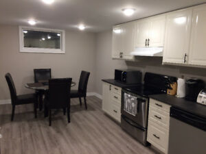 Renovated 3 bedroom Apartment - Furnished - Oshawa - OPG