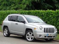 2008 Jeep Compass 2.4 AUTOMATIC CVT Limited***LONG MOT + READY TO DRIVE AWAY!!!