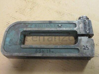 Strippit C-frame 8-bn-1-34 Die Punch Press Tool 8bl1-34  25