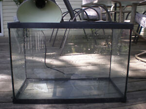 REPTILE TANK WITH Light $20