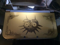 Nintendo New3DS Majora mask Edition