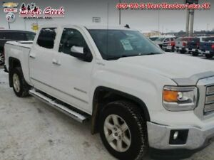 2014 GMC Sierra 1500 SLT   FOR MORE INFO TEXT (306)240-8231
