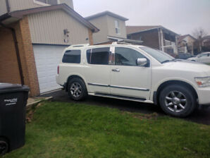 2004 infinity Qx56 for sale