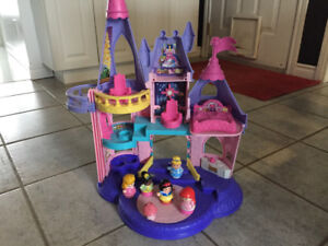 Château little princesse de Fisher price