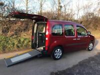 2012 Renault Kangoo 1.6 Expression 5dr WHEELCHAIR ACCESSIBLE VEHICLE 5 door W...