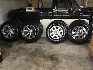 "2011+  18"" rims and tires Strathcona County Edmonton Area image 5"