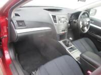 2011 Subaru Legacy 2.0 Boxer S 5 door Estate