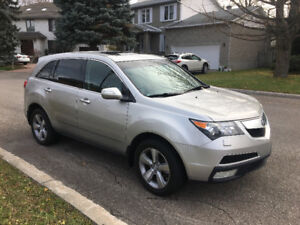 ACURA MDX 2011 TECH PACK. Firm price $12200.00QUICK SALE