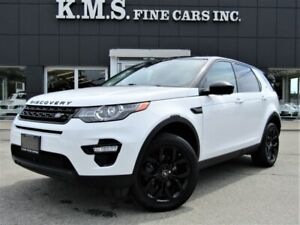 2016 Land Rover Discovery Sport HSE/ 7 PASSENGER/ Driver Tech Pa