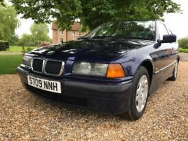 1998 BMW 3 SERIES 1.6 316I COMPACT 3D AUTO 101 BHP