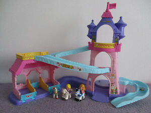 Sabots  Magique Princesse  Disney  Little  People