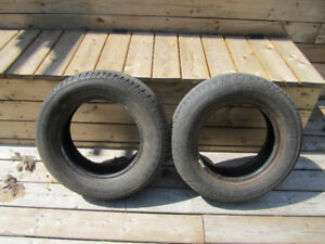 2 General Altimax RT  185/70/14  summer tires