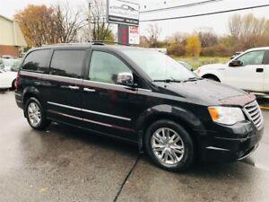 Chrysler Town - Country 45$* par semaine/Financement 2008