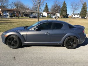 2008 Mazda RX-8 Gt Coupe (2 door)