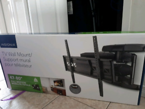 47 up to 80 inch TV mount