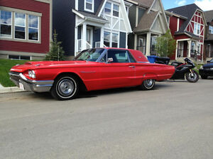 1964 Ford Thunderbird in excellent condition