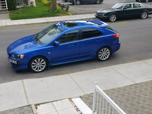 MITSUBISHI LANCER GTS 2009 FULL GPS, BLUETOOTH, TOIT, CUIRE