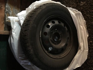 Tires and rims for KIA Sedona