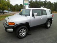 2008 Toyota FJ Cruiser 4x4 City of Halifax Halifax Preview