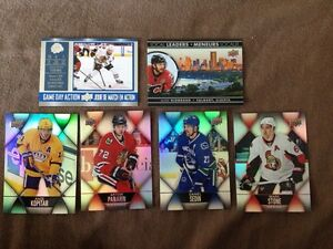 Tim Hortons nhl hockey cards