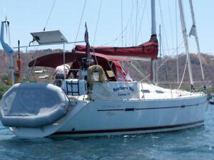 Beneteau 39.3  feet Oceanis Clipper