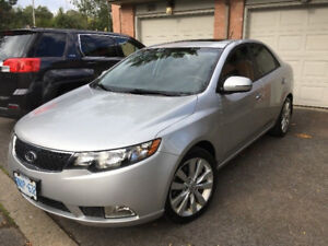 *Must See* Safety & Etest 2011 Kia Forte SX (Fully Loaded)