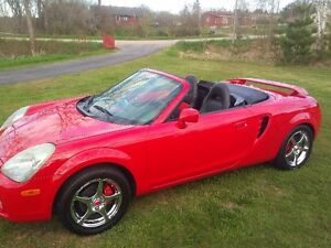 SALE PENDING 2003 Toyota MR2 convertible Convertible