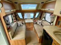 2014 Swift Challenger 580 SE 4 Berth Touring Caravan