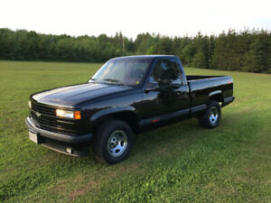 Chevrolet 454 Ss Truck | Kijiji - Buy, Sell & Save with Canada's #1