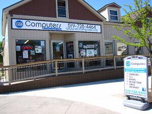 EC COMPUTERS, TABLET REPAIR , LAPTOP & PC REPAIR, PC SALES Windsor Region Ontario image 1