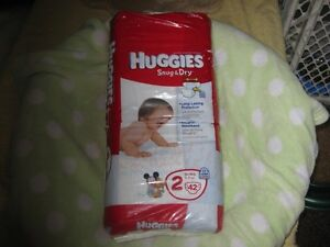 size 2 diapers 42