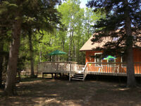 Emma lake chalet - several weeks left June-July
