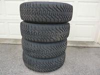 Chrysler 300 snow tires