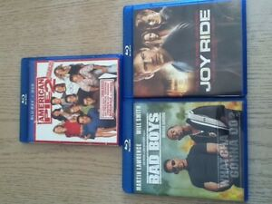DVD et Blu-ray a vendre ! ( Neuf et comme Neuf )