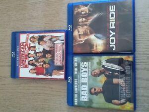 DVD et Blu-ray a vendre ! ( Neuf et comme Neuf )