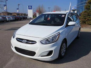 2015 Hyundai Accent Hatchback Great Shape *FULL WARRANTY*
