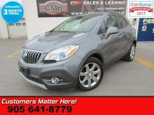 2013 Buick Encore Premium  AWD NAV LEATH ROOF BOSE LANE-DEPART H
