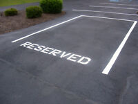 WANTED: Parking Spot Downtown