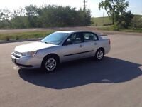 2004 CHEVROLET MALIBU SAFETIED $3300 OBO