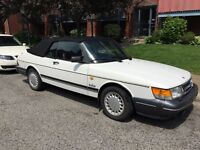 Saab 900 turbo 1988 décapotable