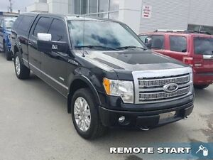 2012 Ford F-150 Platinum  - Leather Seats -  Bluetooth -  Cooled