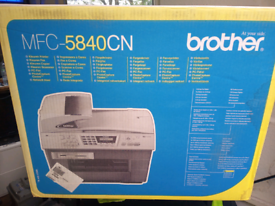 Brother MFC 5840CN printer FAX SCAN COPY