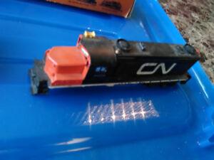 Tyco locomotive parts