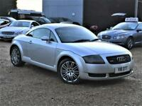 Audi TT Coupe quattro1.8 Turbo 180bhp Warranty & delivery available Px welcome