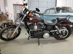 Harley Davidson Wide Glide- GUARANTEED HD APPROVAL- $0 DOWN