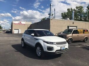 2016 Land Rover Range Rover LOW KMS!!!