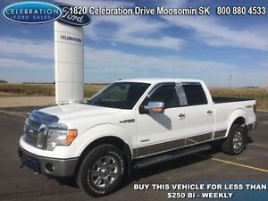 2012 Ford F-150 Lariat  CELEBRATION CERTIFIED!