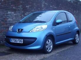 Peugeot 107 1.0 12v Urban 2006(06) 3 Door Hatchback