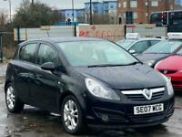 * 2007 VAUXHALL CORSA 1.3 CDTi SXi 5 DOOR + CLICK & COLLECT + BUY FROM HOME *